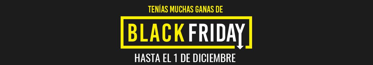 Descuentos de hasta el 50% en el Black Friday de Carrefour