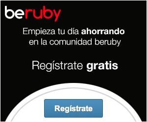 beruby - reembolsos por tus compras y reservas en Internet