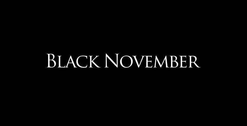 Novembro, o mês da Black Friday