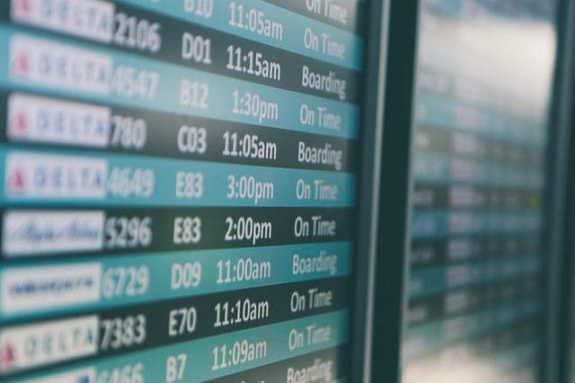 Dicas para encontrar voos mais baratos