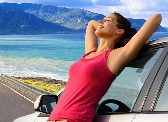 Alugue um carro na sua próxima viagem