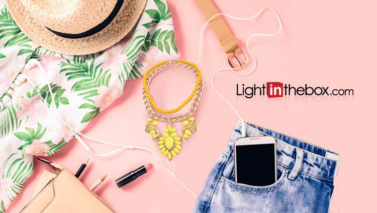 LightInTheBox, as suas compras mais baratas