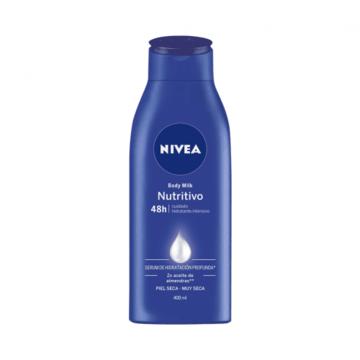 Nivea Body Milk Nutritivo 400 ML
