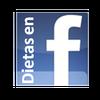 Logo Dietas en Facebook