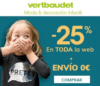 fe19b9036 Tus compras en Vertbaudet más baratas - beruby España