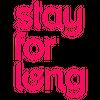 Logo Stayforlong