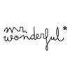 Logo Mr. Wonderful