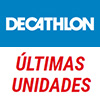 Logo Decathlon Últimas unidades