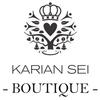 Logo Boutique Karian Sei