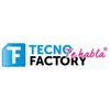 Logo Tecnofactory te habla