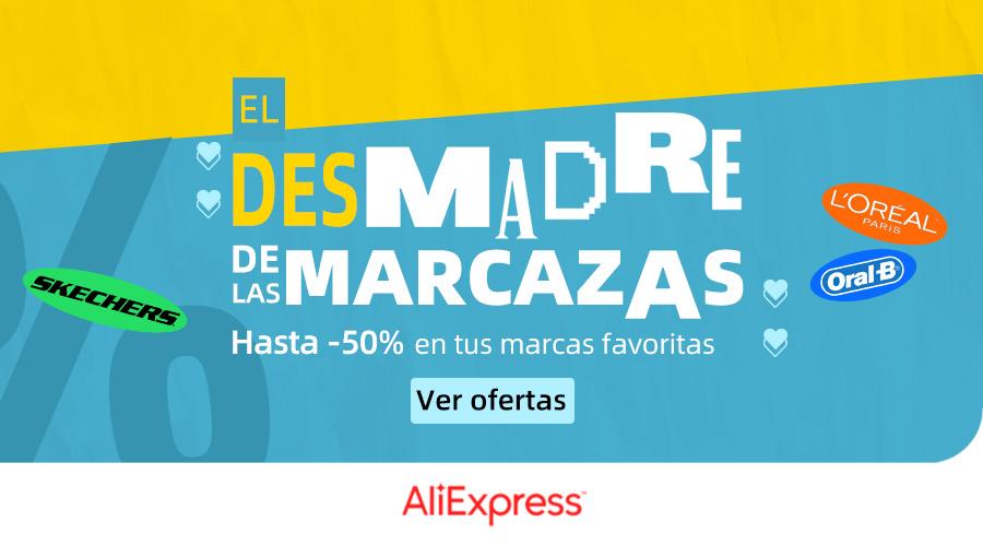 El desmadre de las marcazas en AliExpress
