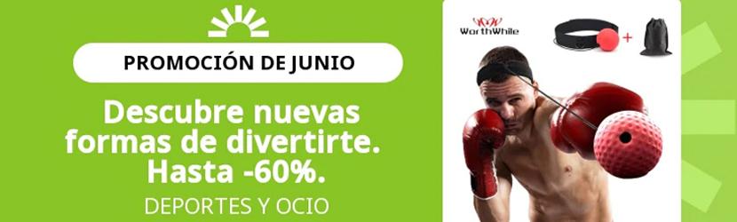 Promo OCIO AliExpress