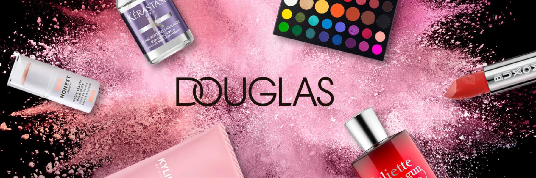 Una explosión de belleza con Douglas