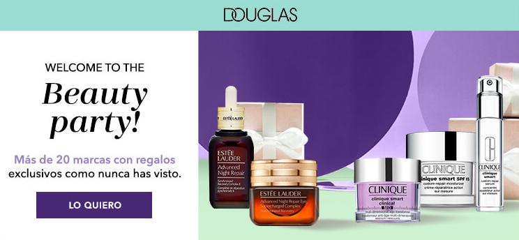 Douglas Beauty Party