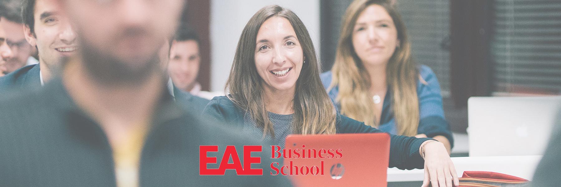 Continúa tu formación profesional con EAE Business School