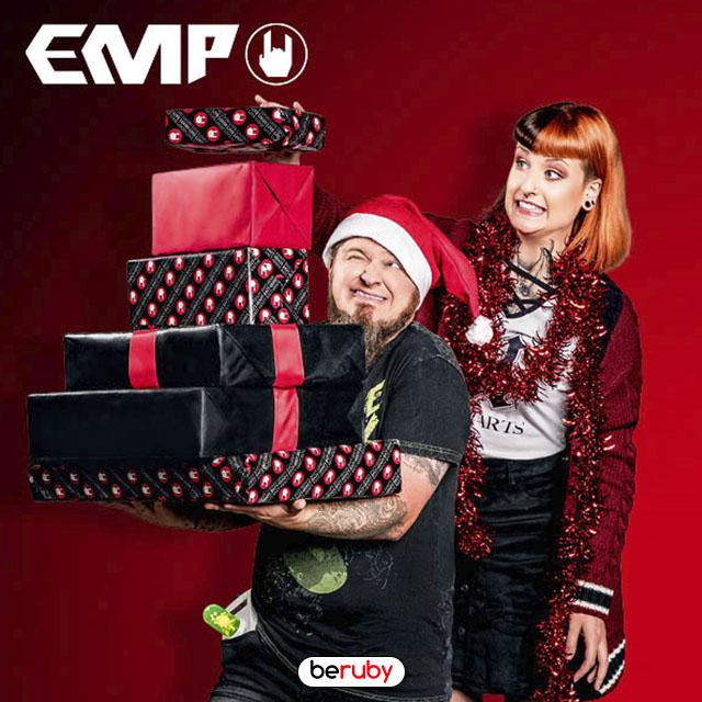 ¡Llega la navidad a EMP!