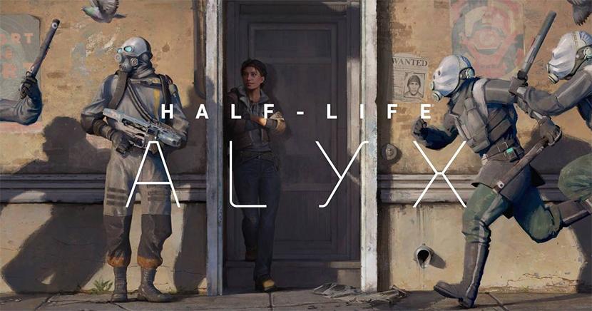 Half Life: Alyx