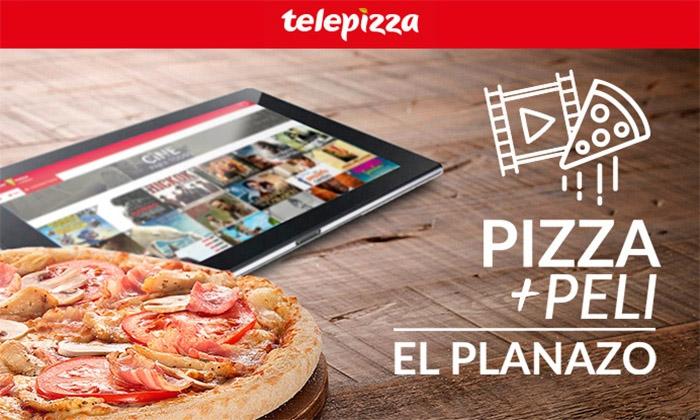Groupon Telepizza