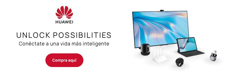 Novedades en Huawei