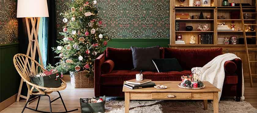 ¡Llega la navidad a Maisons du Monde!