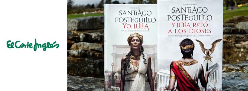 el corte ingles Y Julia reto a los dioses