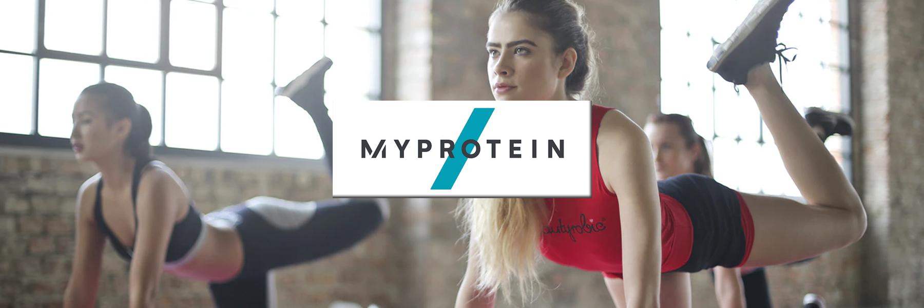 37% de descuento en MyProtein
