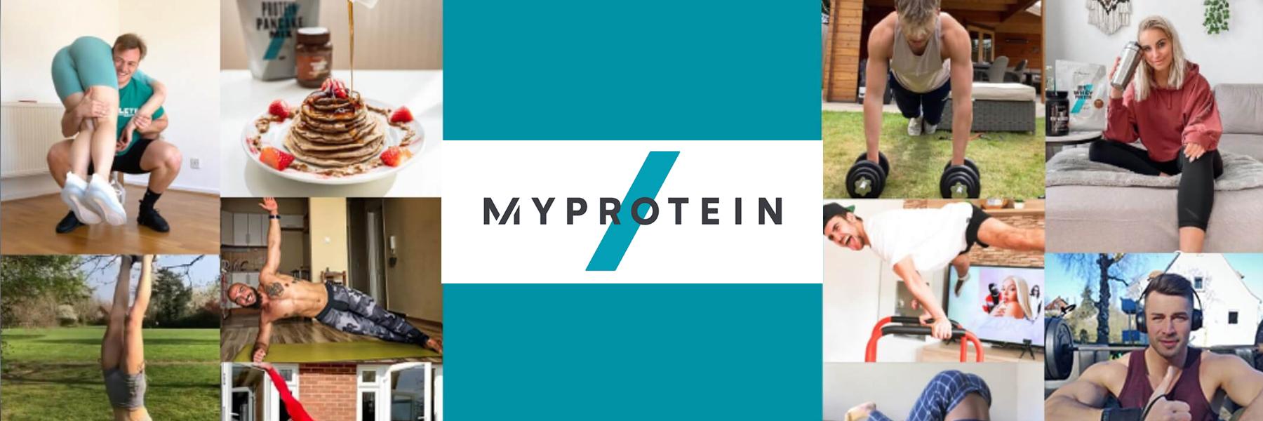 Grandes descuentos en MyProtein