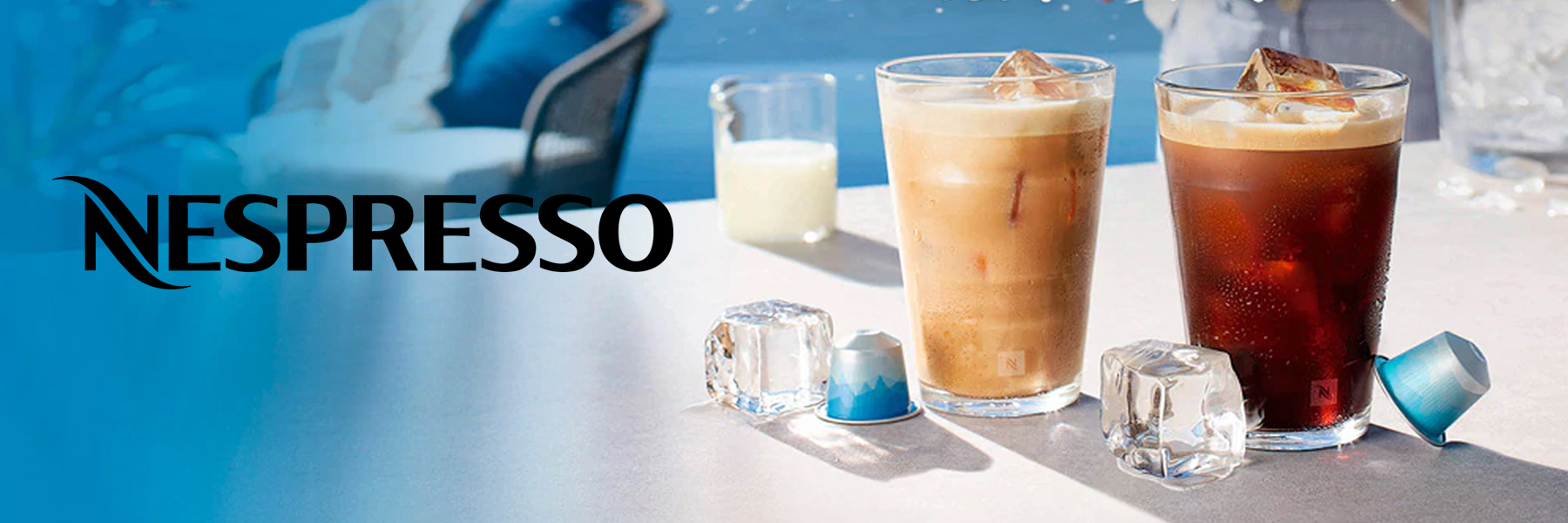 Nespresso. ¡Ahorra 20€ con tu primer pedido!