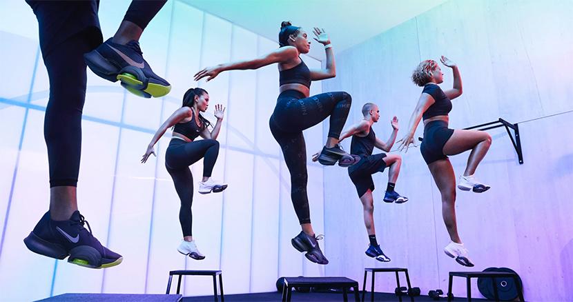 Cumple tus objetivos con Nike