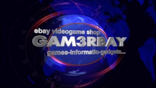 GAM3RBAY ~ VIDEOGAME CULTURE ONLINE