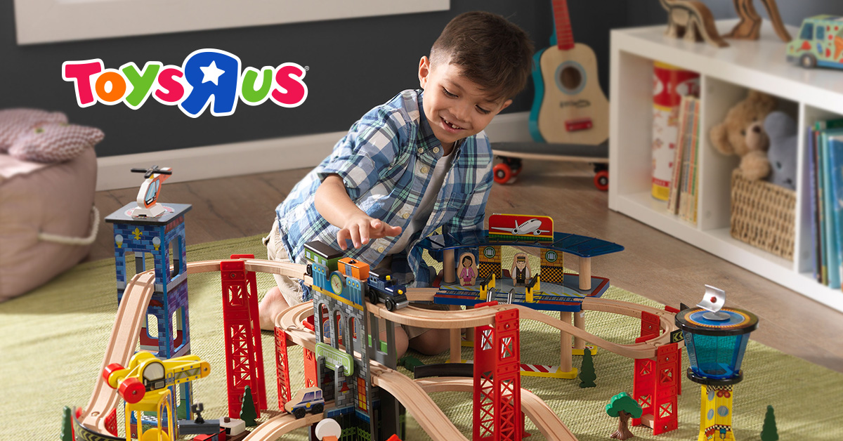 Regala juguetes estas Navidades con Toys R Us