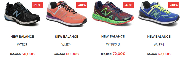 new balance zapatos precio