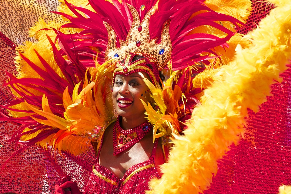 Carnavales por el mundo con KLM