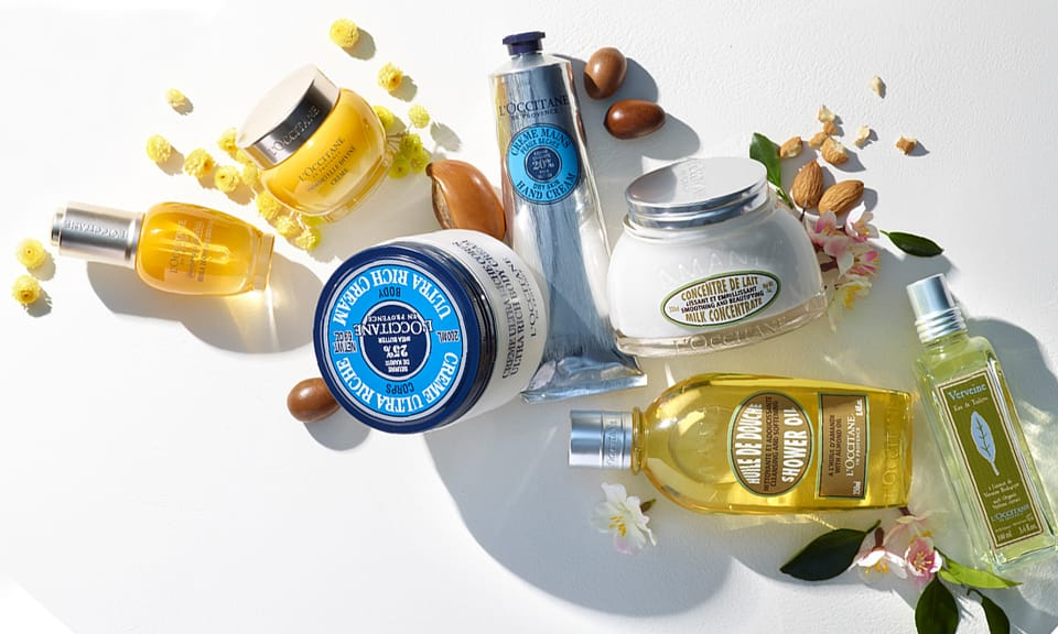 ¡Hazte con las ofertas de Black Friday en L'Occitane!