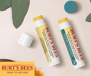 Nuevos básamos de reparación intensa en Burt's Bees