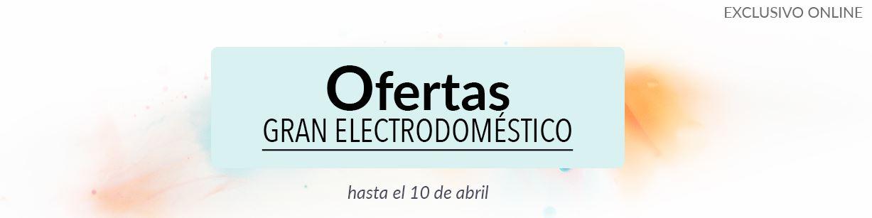 ¡Penúltimo día de ofertas en grandes electrodomésticos con Carrefour!