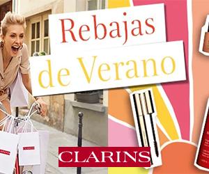 Las rebajas de Clarins. ¡-30% en una gran selección!