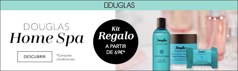 ¡Organízate un Spa casero con Perfumerías Douglas!