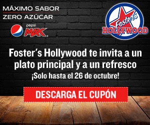 Fosters Hollywood- beruby