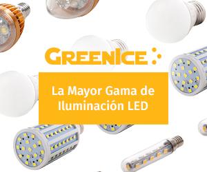 Ilumina tus espacios con Greenice