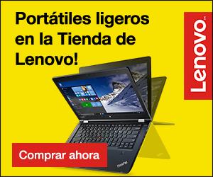 ¿Conoces los portátiles más ligeros de Lenovo?