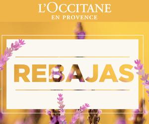 ¡Disfruta de las rebajas de L'Occitane!