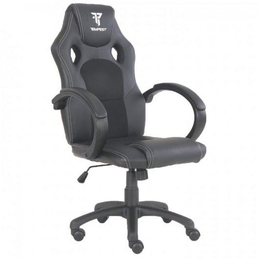 Tempest F12 Silla Gaming Negra