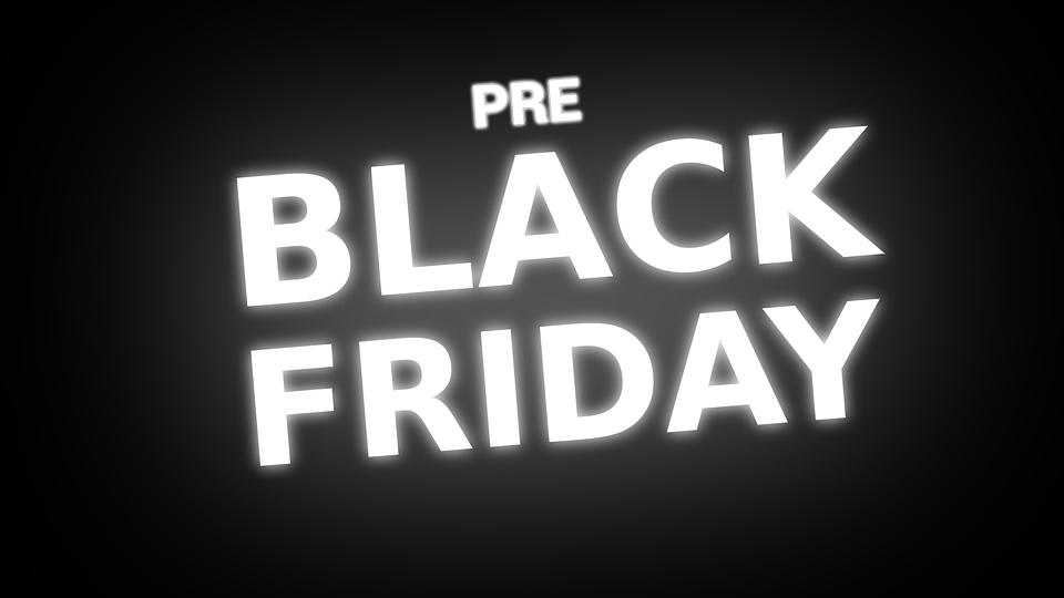 ¡Cuenta atrás para el Black Friday!
