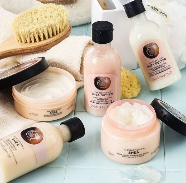 ¡Ahorra un 25% con The Body Shop!