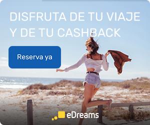 Reserva flexible con eDreams