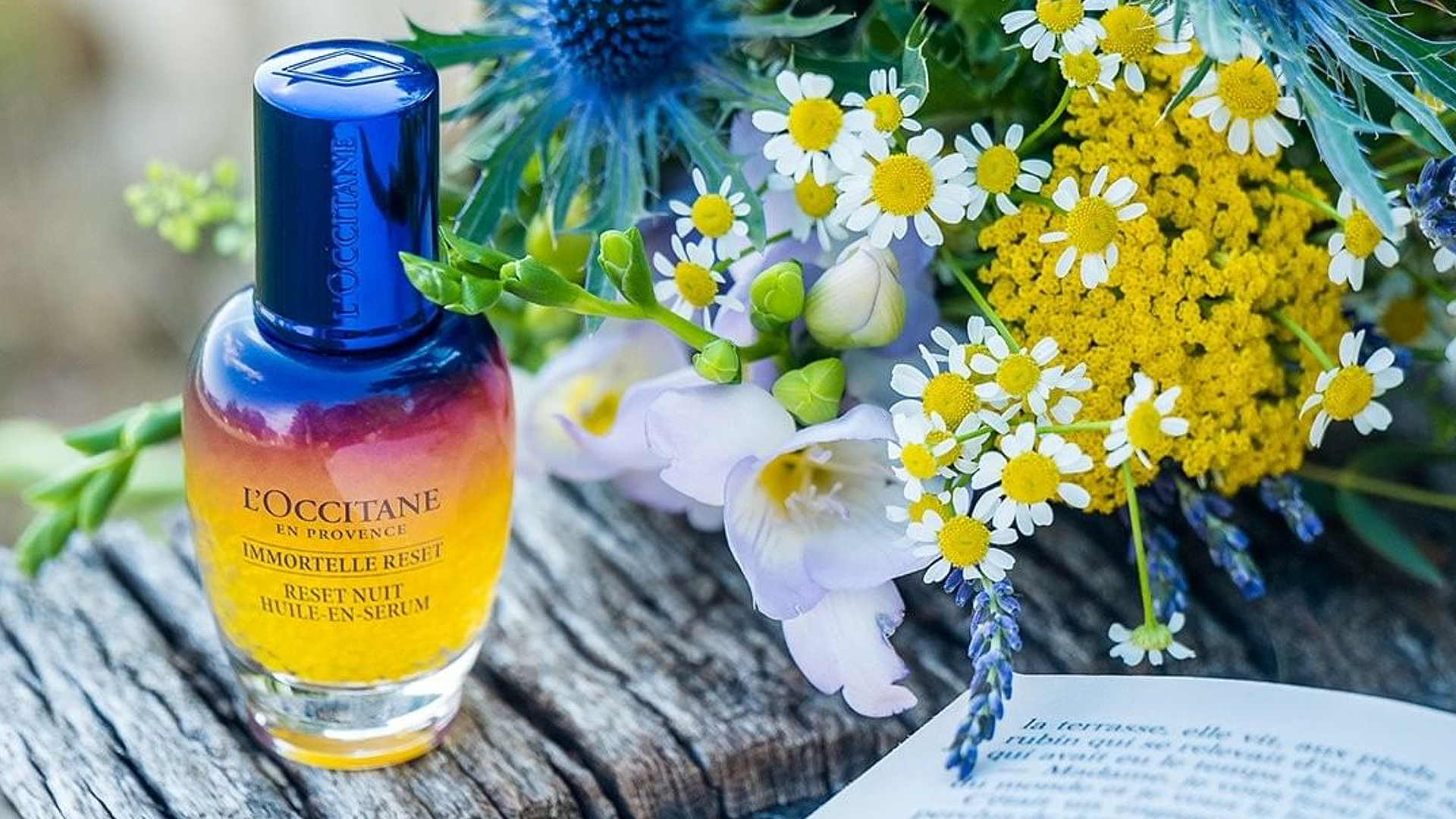 ¡Consigue tu kit responsable con L'Occitane!