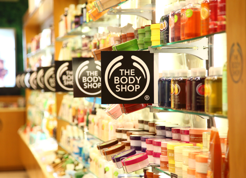 ¡Obtén un 25% de descuento con The Body Shop en este Black Friday!