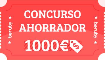 """Concurso """"Ahorrador"""" de 1000 € de beruby: 2 de julio del 2012"""
